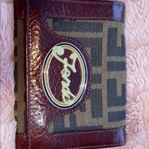 Fendi Bags - Small fendi wallet- new